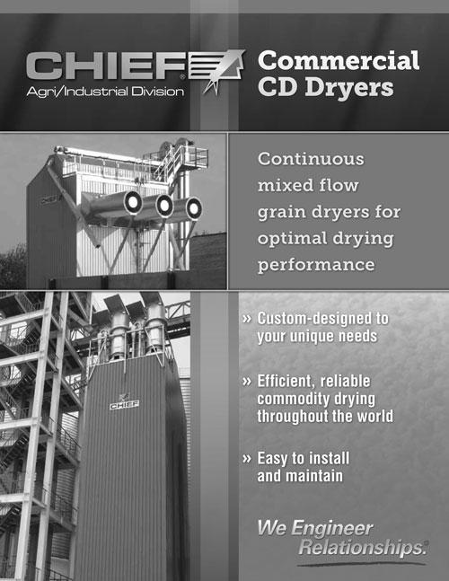 Commercial Dryer Brochure reprint