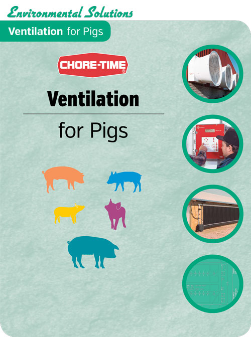 Ventilation for Pigs