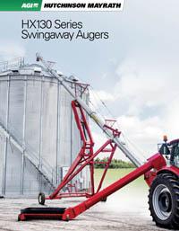 HX130 Series Swingaway Augers