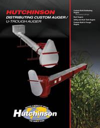 Custom Augers/U-Trough Augers
